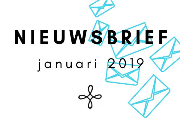 Nieuwsbrief Januari 2019